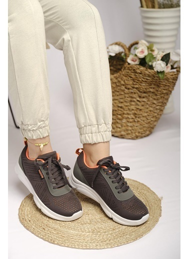 Oksit Spor Ayakkabı Füme